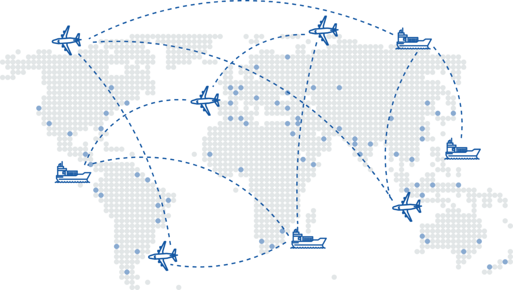 Pangea Network | Freight Forwarder Network