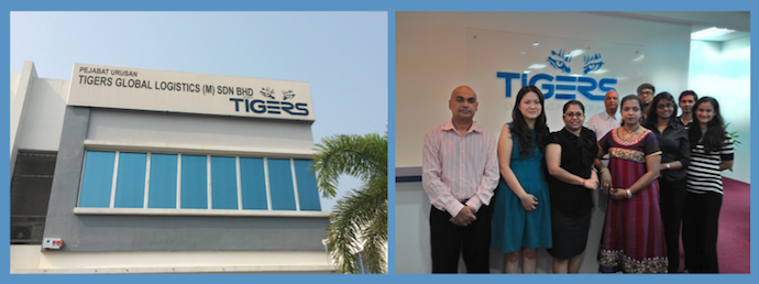 TIGERS GLOBAL LOGISTICS, new Member in Malaysia, offering ...