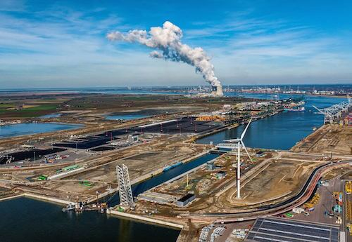 ACB GROUP Belgium-Antwerp Port 500px
