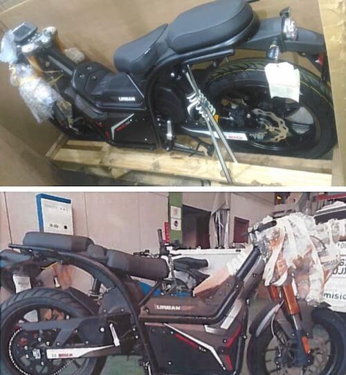 Marksman Heavy Duty Bike Manille Lock